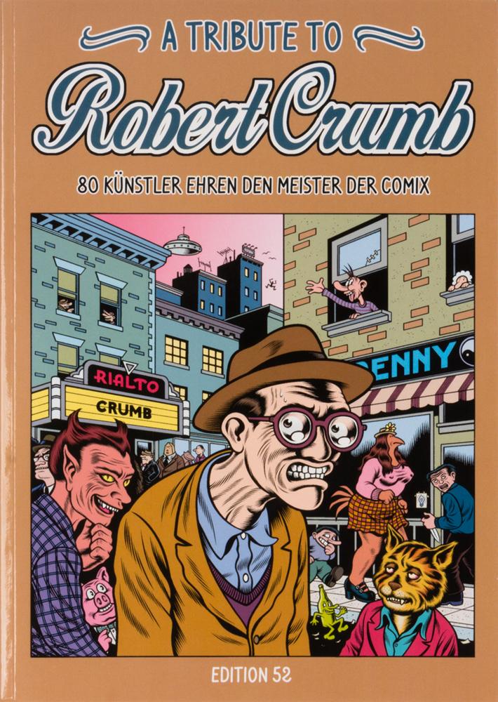 A Tribute to Robert Crumb